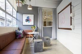 heres what airbnbs new sydney office looks like airbnb sydney office