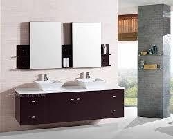 wall mount floating bathroom