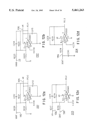 patent us5461263 method of phase synchronization between two ac patent drawing