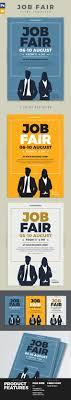 job fair flyer by vynetta graphicriver job fair flyer corporate business cards