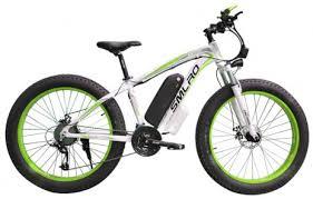 <b>SMLRO</b> 26inch <b>electric</b> mountain bicycle fat ebike 21speed snow ...