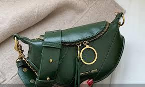China Customized <b>Fashion PU Leather</b> Fanny Pack Designer ...