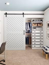 DIY Sliding Closet Door - IHeart Organizing
