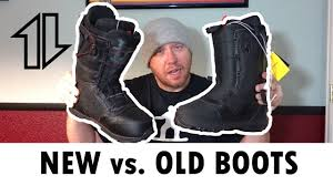 <b>Snowboard Boots</b>: <b>New</b> vs Old . My Thoughts. - YouTube