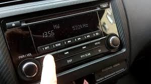 Настройка радио <b>Mitsubishi asx</b> - YouTube