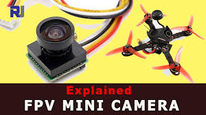 600TVL Mini FPV Camera with 170 <b>Degree wide</b> angle lens Explained