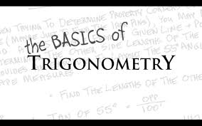the basics of trigonometry review and tutorial the basics of trigonometry review and tutorial
