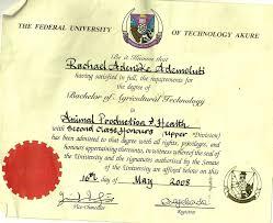 adenike ademoluti iyoha bayt com at federal university of technology