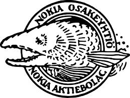 Old Nokia logo