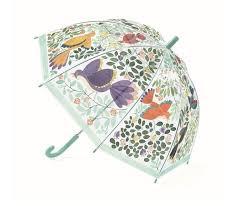 Купить зонтик <b>Djeco</b> Цветы и <b>птицы</b> прозрачный, цены в Москве ...