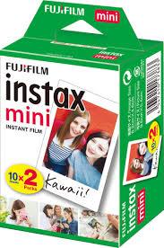 <b>Fujifilm</b> Instax Mini <b>Colorfilm Glossy</b> 10x2 pack - Coolblue - Before ...
