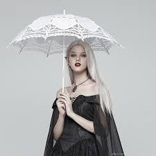 <b>PUNK RAVE</b> Lolita Style Clothing Accessory Personality Black ...