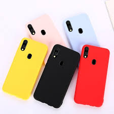 2019 Hot Fashion Matte <b>Candy Color Silicone TPU</b> Case For ...