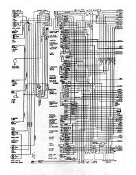 66 67 dodge charger wiring body and instrument panel wiring diagram 1966