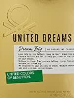 United Colors of <b>Benetton United Dreams Dream</b> Big, 80 milliliters ...