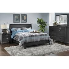 leons furniture bedroom sets http wwwleonsca: bedroom furniture yorkville  piece queen bedroom set charcoal