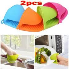 2pcs Practical Fashion Home Kitchen Silicone Anti-Hot Anti ... - Vova