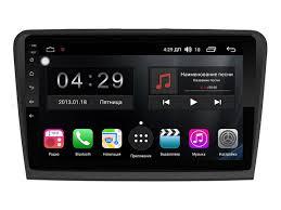 <b>Штатная магнитола FarCar s300-SIM</b> 4G RG306R для Skoda ...