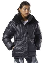 <b>Куртка CL DOWN MID</b> JACKET BLACK Reebok 9091293 в ...