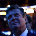 Former Trump campaign chairman Paul Manafort files as foreign agent for Ukraine work