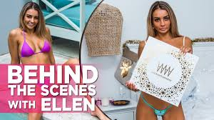 A <b>Sexy Christmas</b> With Wicked Weasel: Ellen Wears <b>Hot Bikinis</b> ...