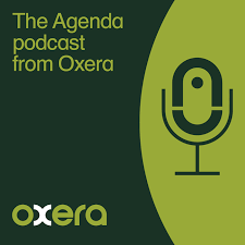 The Agenda podcast from Oxera