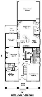 ideas about Narrow Lot House Plans on Pinterest   House       ideas about Narrow Lot House Plans on Pinterest   House plans  Floor Plans and Houses