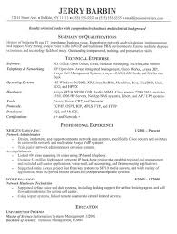 Software Training Resume Example Our   Top Pick for Technical       training