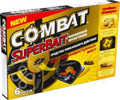 Купить Средство для борьбы с <b>тараканами</b> Combat Superbait ...