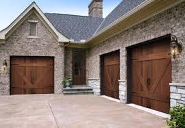 Image result for wooden garage doors
