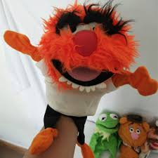 <b>Free shipping The Muppet</b> Show plush hand puppets ,drummer,The ...