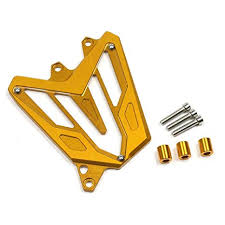 Applicable For Yamaha MT07 <b>accessories aluminum</b> alloy front ...