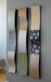 iron wall cross love: stainless steel wall ribbons by linda leviton metal wall sculpture
