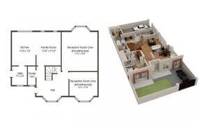 Are D Floor House Building Plans Better Than D Floor Plans     D and  D FloorPlan