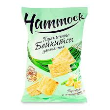 <b>Бейкитсы Пармезан и</b> альпийский лук, 35 г <b>Hammock</b> - Чипсы ...