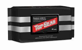 <b>Влажные салфетки Top Gear</b> 48237 — купить в интернет ...