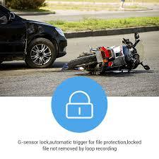 Online Shop <b>Blueskysea Motorcycle</b> DVR <b>Camera</b> 32GB Dual Full ...