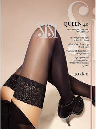 <b>Чулки</b> Sisi <b>Queen 40</b> – Модные Ножки