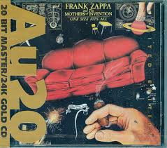<b>Frank Zappa</b> And The Mothers Of Invention* - <b>One</b> Size Fits All ...