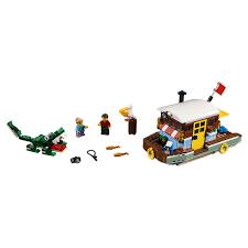 <b>Lego</b> Creator 31093 <b>Плавучий</b> дом - купить в интернет-магазине ...