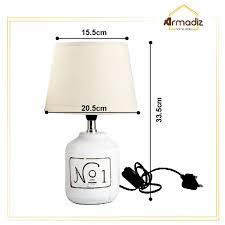 Modern Nordic Bedside Table Lamp ~ Home <b>Bedroom</b> Lamp ...