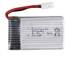 <b>Аккумулятор LiPo</b> для <b>Syma</b> X5SW (<b>3.7</b>В, 500мАч) — купить в ...