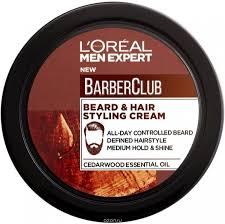 <b>Крем</b>-<b>стайлинг для</b> волос и бороды Men Expert Barber Club от <b>L</b> ...