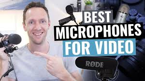 Best Microphones for Video? (Video Mic Review & Comparison ...