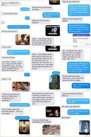 Internet goes nuts over teen Kane Zipperman's meme-based text ... via Relatably.com