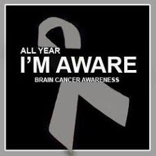 Brain Cancer on Pinterest | Brain Cancer Awareness, Brain Tumor ... via Relatably.com