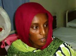 Meriam Ibrahim was later detained trying to flee Sudan. Despite being brought up a Christian, a court in Sudan determined that she was actually a Muslim ... - v3-MI