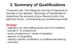 blog execresumes powerful resumes executives resume paragraphs    resume summary qualifications