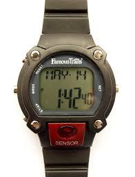 <b>Famous</b> Trails мужские часы из США со встроенным пульсометром