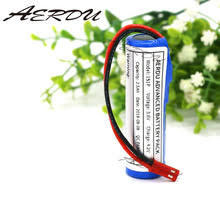 Buy 3.6v lithium battery pack and get free shipping on AliExpress.com